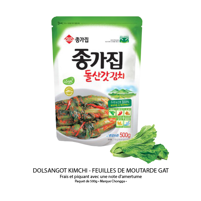 dolsanchi kimchi