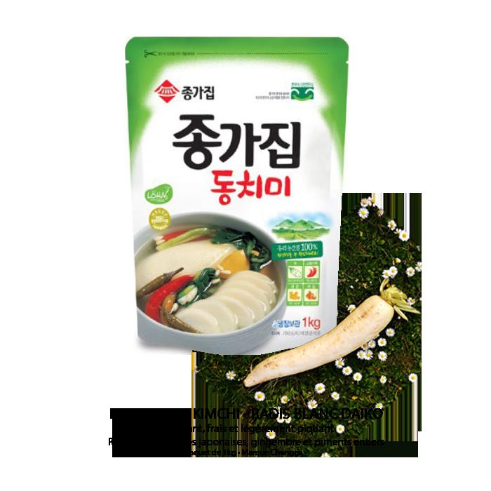 dongchimi kimchi