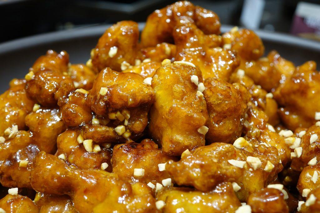 dakgangjeong gangjeong poulet frit mariné corée du sud