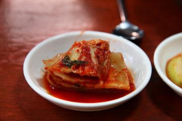 kimchi coreen chou chinois nourriture coree du sud