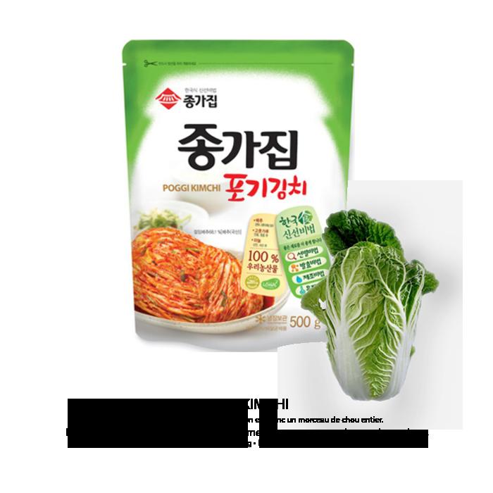 pogi kimchi