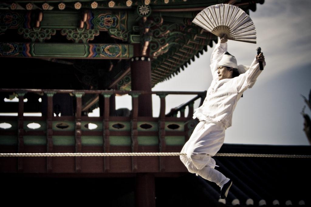 festivals automne en corée du sud suwon hwaseong cultural
