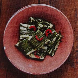 galette ciboule fruit de mer jeon crêpe