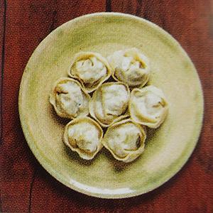 mandu ravioli coréen gyoza snack japonais recette aux légumes végétarien song jimin piquant pas piquant