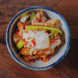 recette de kimchi facile chou fermenté épicé cuisine saine corée