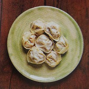 recette ravioli mandu au kimchi chou chinois pimenté