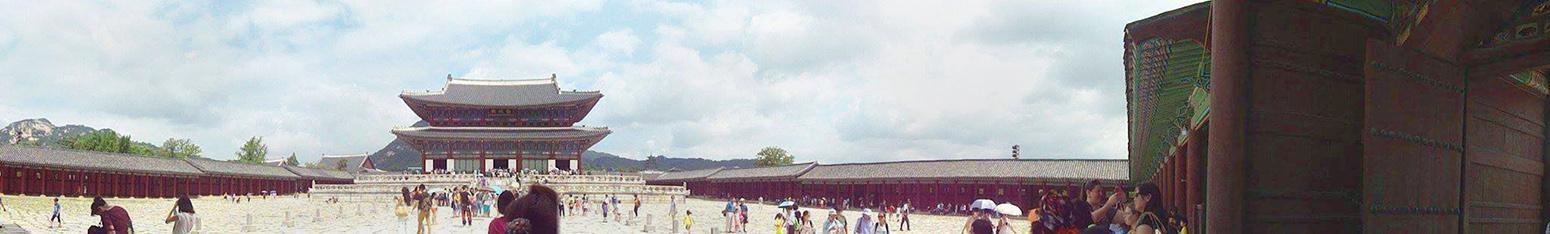 vue-panoramique-palais-royal-gyeongbokgung