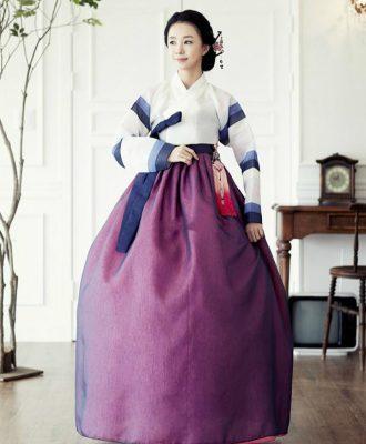 hanbok-traditionnel-coreen-femme