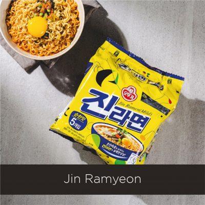 jin ramyeon ramen acheter boutique coréenne en ligne